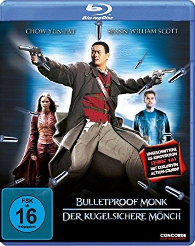 Bulletproof Monk - Der kugelsichere Mönch [Blu-ray]
