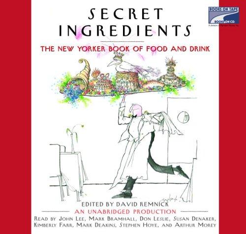 Secret Ingredients cover art