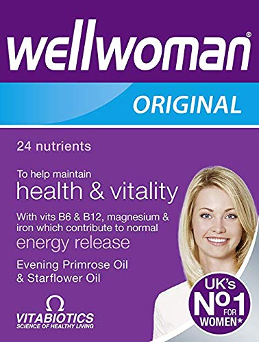 Wellwoman Original 90 Tablets