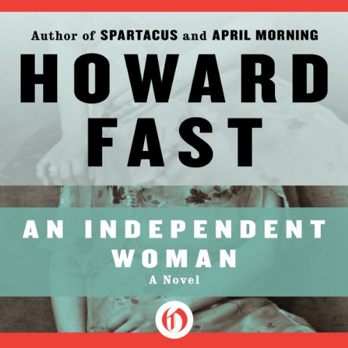 An Independent Woman audiobook cover art