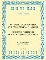 Aus Dem Notenbuchlein Fur Anna