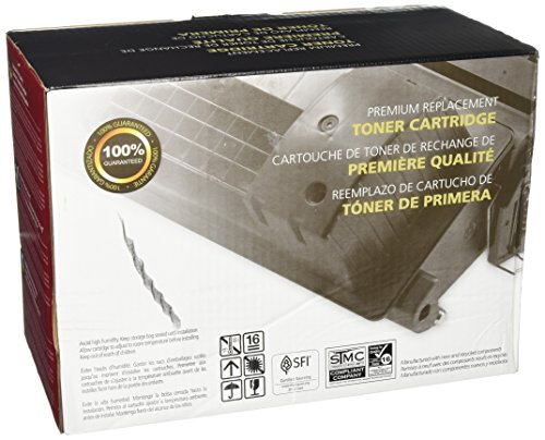 CIG 200490P Remanufactured Extended Yield Toner Cartridge for HP 55X
