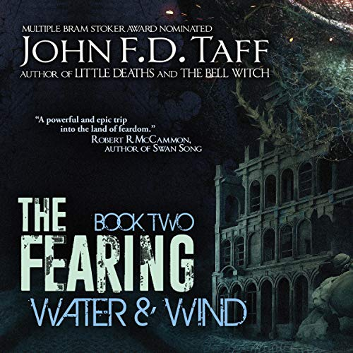 The Fearing: Book Two audiobook cover art