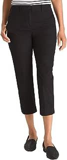womens plus crop pants
