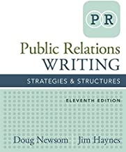 Best public relations writing: strategies & structures Reviews
