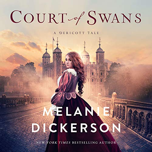 Court of Swans Audiobook By Melanie Dickerson cover art