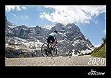 quäldich.de Rennrad-Kalender 2020: Mit 13 Bildern und 12 Touren durch das Radsport-Jahr