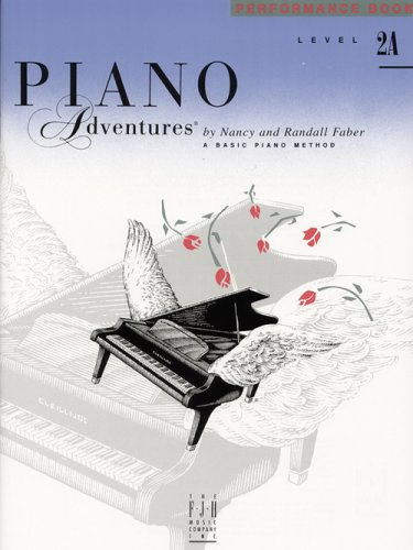 Piano Adventures: Performance Book, Level 2A