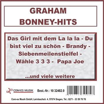 Graham Bonney-Hits