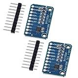 JZK ADS1115 Modulo ADC 16 Bit I2C 4 canali con amplificatore Pro Gain per Arduino e re Pro Gain per Arduino e Raspberry Pi