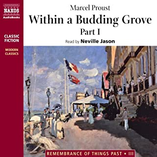 Within a Budding Grove, Part 1 audiobook cover art