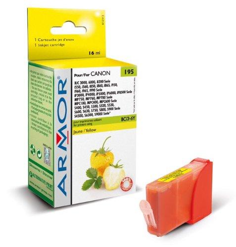 Für Canon Pixma MP 750 (Yellow) Patrone - Armor Druckerpatrone für MP750, kompatibel, 16ml