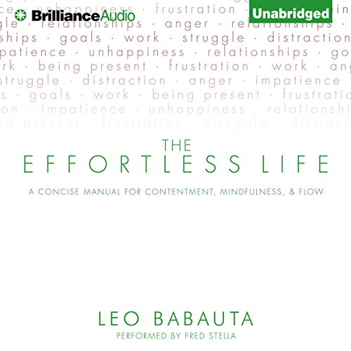 Couverture de The Effortless Life