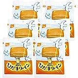 尾西のひだまりパン(プレーン) 70g ×6個