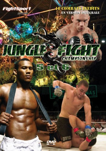 Jungle Fight - Vol. 5 & 6 [Francia] [DVD]