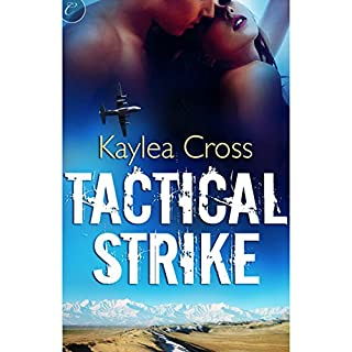 Tactical Strike audiobook cover art