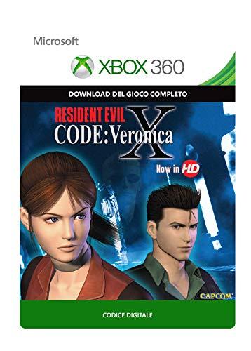 Resident Evil Code:  Veronica X   Xbox 360 - Codice download