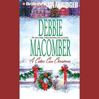 A Cedar Cove Christmas audiobook cover art