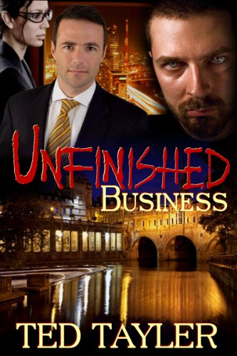 Book: Unfinished Business by Ted Tayler