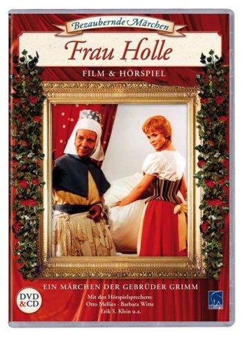 Frau Holle (DDR 1963), 1 DVD u. Audio-CD