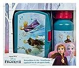 Dajar Set Merenda Frozen Borraccia E Porta Merenda