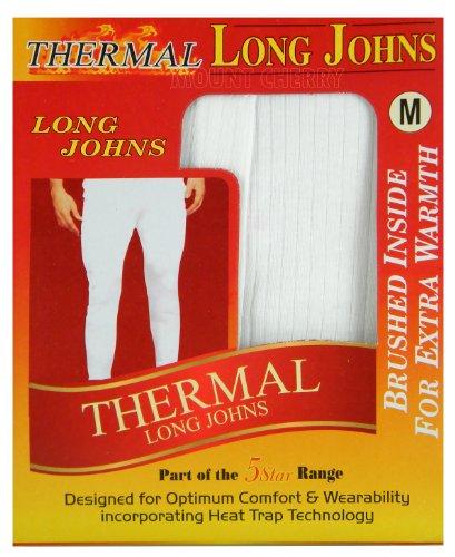 Mens Thermal Underwears Long Joh...