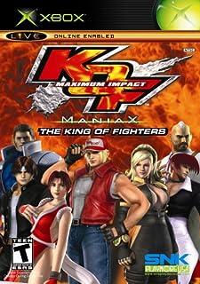 King of Fighter Maximum Impact / Game