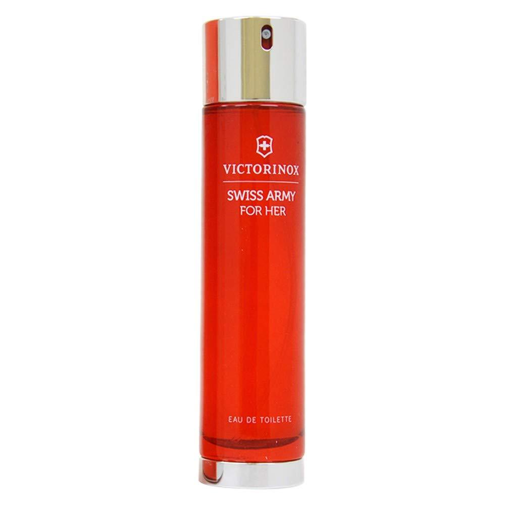 Victorinox Swiss Army For Her Women's 3.4-ounce Eau de Toilette Spray