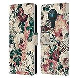 Head Case Designs sous Licence Officielle Riza Peker Floral VII Fleurs Coque en Cuir à Portefeuille...