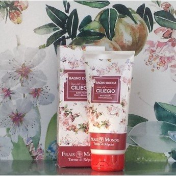 Frais Monde bagnodoccia fleurs de cerisier 200 ml