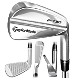 New 2017 TaylorMade P730 Iron Set 3-PW Stiff Flex Steel RH