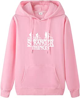 : Rose Sweats à capuche Sweats : Vêtements
