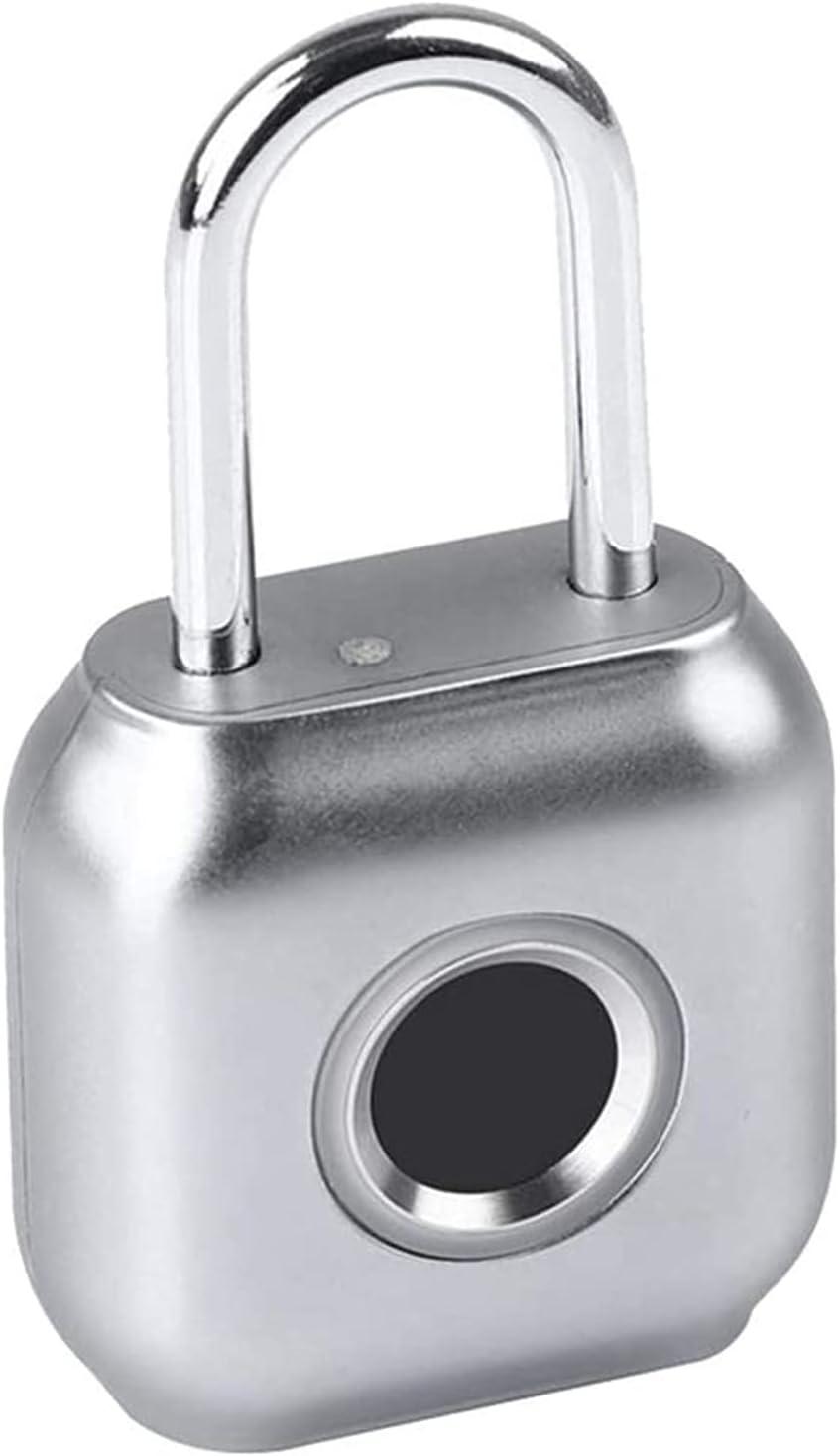 ELXSZJ Fashion XTZJ Smart Biometric Fingerprint Max 48% OFF USB Padlock Waterproof