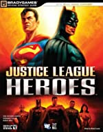 Justice League Heroes Official Strategy Guide de BradyGames