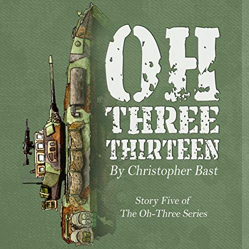 Oh-Three-Thirteen audiobook cover art