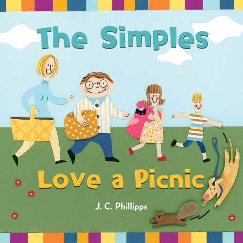 The Simples Love a Picnic (English Edition)