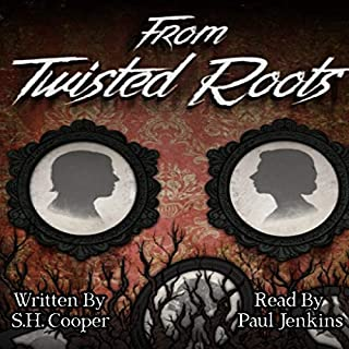 From Twisted Roots audiobook cover art
