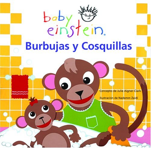 Burbujas y cosquillas / Mimi's Toes (Baby Einstein)