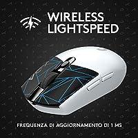 Logitech G305 K/DA LIGHTSPEED Mouse Gaming Wireless, Attrezzatura Ufficiale di League of Legends, Sensore HERO, Leggero, Tasti Programmabili, Autonomia 250h, Memoria Integrata - Bianco #4
