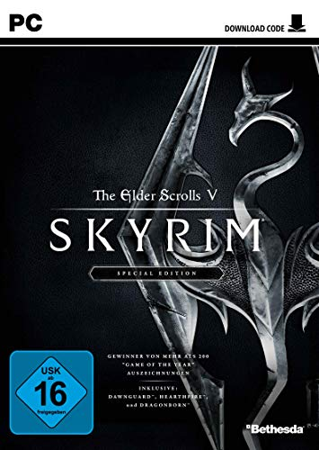 The Elder Scrolls V: Skyrim Special Edition [Code In The Box] [Importación Alemana]