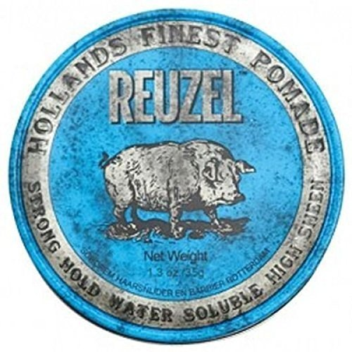 Reuzel Blue Strong Hold Water Soluble, 113g