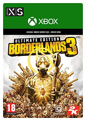 Borderlands 3: Ultimate   Xbox - Código de descarga