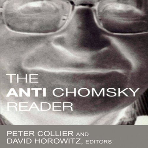 The Anti-Chomsky Reader copertina