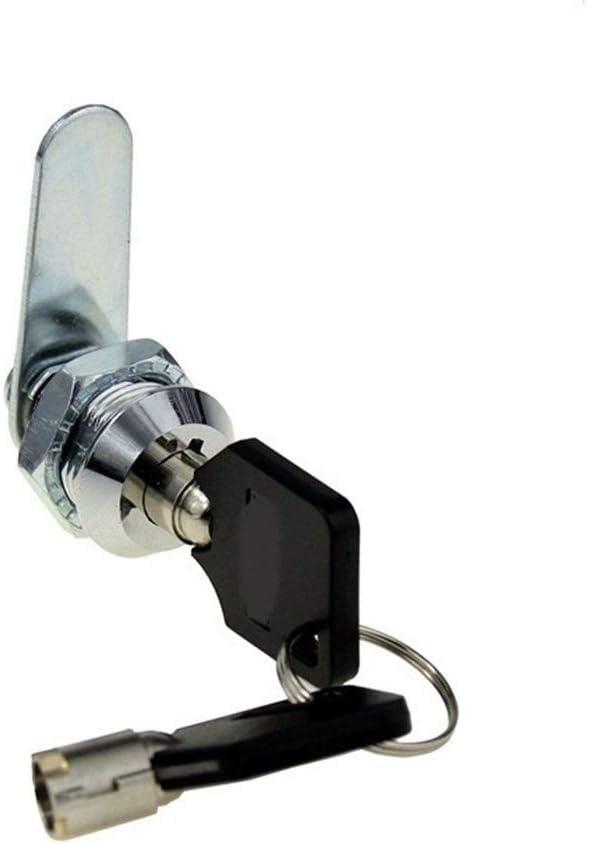 JUN-STORE CMM-Y Security Drawer Tubular Keyed Different Lock Elegant Cam In stock
