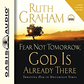 Fear Not Tomorrow, God Is Already There cover art