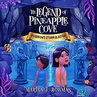 Poseidon's Storm Blaster     The Legend of Pineapple Cove, Book 1              Written by:                                                                                                                                 Marina J. Bowman                               Narrated by:                                                                                                                                 Jeff Price                      Length: 56 mins     Not rated yet     Overall 0.0
