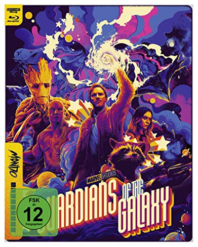 Guardians of the Galaxy - 4K UHD Mondo Steelbook Edition [Blu-ray]