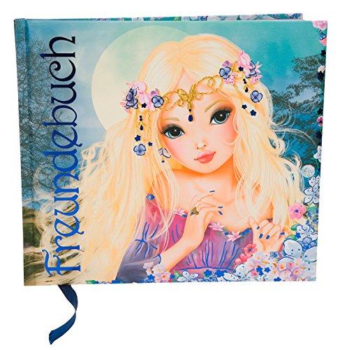 Freundebuch Fantasy Model