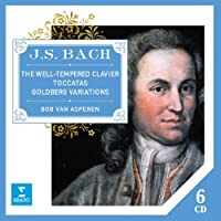 Well Tempered Clavier by Bach (2012-09-11)
