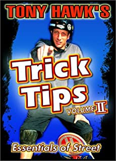 Tony Hawk's Trick Tips, Vol. 2 - Essentials of Street